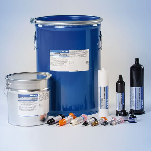 colle électroconductrice - DELO Industrial Adhesives