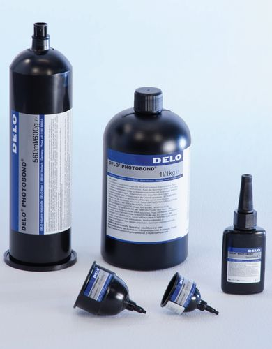 colle acrylate - DELO Industrial Adhesives