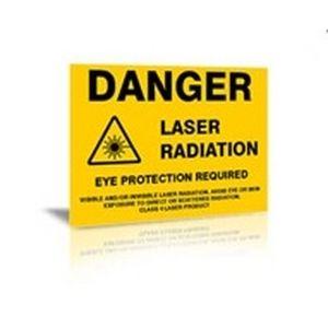 étiquette étanche / signalétique / en acrylique / pour appareil médical