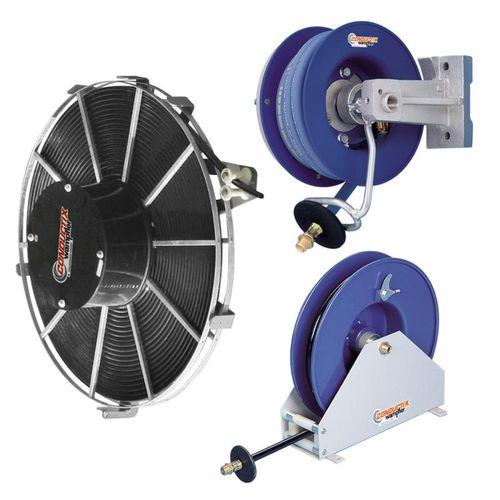 enrouleur de tuyau / à rappel automatique