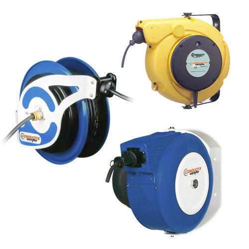 enrouleur de câble électrique / à rappel automatique