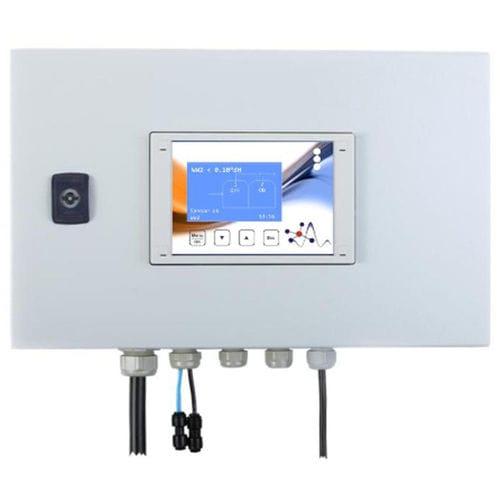 appareil de mesure pour le contrôle des adoucisseurs dans l'eau - OFS Online Fluid Sensoric GmbH