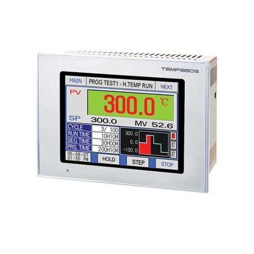 contrôleur de température avec afficheur LCD / PID