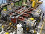compresseur à piston / de gaz naturel / stationnaire / à moteur électrique