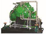 pompe à eau / à huile / avec moteur électrique / centrifuge