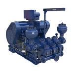 pompe de forage / à boue / alternative / pour applications offshore