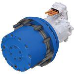 réducteur planétaire / compact / robuste / tri-étagé