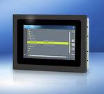 terminal opérateur à écran tactile / encastrable / monté sur véhicule / 480 x 272