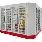 cellule robotisée de chargement / de déchargement / pour machine-outil