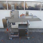 machine d'enrobage pour l'agroalimentaire