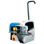 machine de découpe pour métal / à lame rotative / de tuyau flexible / CNC