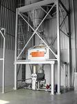 système de récupération des pâtes avec alimentation automatique