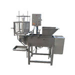 machine de moulage de fromage manuelle / automatique