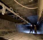 convoyeur à bande / pour l'industrie minière / pour charges lourdes / de grande largeur