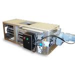 séparateur magnétique à grille / de granulés / pour traitement des eaux usées / auto-nettoyant