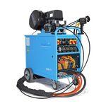unité de pulvérisation thermique par arc-fil
