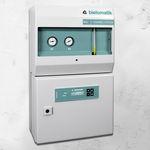 système de lubrification à huile / en quantité minimale / pour machine-outil / automatique