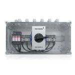 interrupteur-sectionneur rotatif / pour applications photovoltaïques / DC / pour onduleur solaire