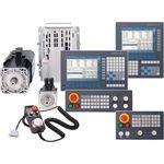commande CNC pour fraiseuse / pour rectifieuse / multi-axe / compacte