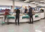 système de contrôle pour aéroport