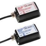 capteur acoustique de supervision / de fréquence