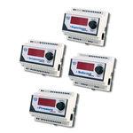 contrôleur de température pour système frigorifique / avec afficheur LED / PID