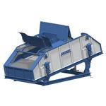 séparateur magnétique à plaque / de déchets / pour tri sélectif