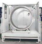 machine de nettoyage pour l'industrie du bois / haute pression / respectant l'environnement