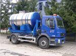 réservoir pour transport / de répartition / pour lavage / eau potable