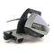 machine de coupe pour matières plastiques / à lame rotative / à commande manuelle / de chanfreinage