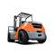 chariot élévateur à contrepoids / GPL / diesel / à conducteur porté assisTOYOTA Material Handling