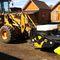 balayeuse pour véhicule porteur / hydraulique / d'extérieur / multifonction