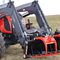 fourche agricole / de manutention / pour chargeuse compacte / pour véhicules