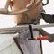 serre-joint à vis / pour applications lourdes / en fonte malléable