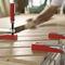 serre-joint à vis / parallèle / pour le travail du bois