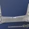 usinage aluminium / acier / titane / pour l'aéronautique