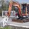 pince hydraulique de démolition pour démolition secondaire