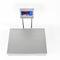balance de comptoir / compacte / avec afficheur à LED / en acier inoxydable