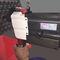 chanfreineuse pneumatique / portable / pour extrémités de tubes / automatique