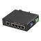 commutateur Ethernet non administrable / 5 ports / Gigabit Ethernet / sur rail DIN