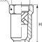buse de pulvérisation / pour eau / à cône plein / en fonte
