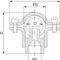 collier de serrage en acier inoxydable / à boulon