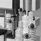 ressort de compression / cylindrique / en élastomère / DIN ISO 10069-1