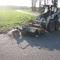 balayeuse pour tracteur
