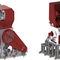broyeur granulateur à rotor / pour matières plastiques / de déchets