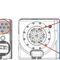 table rotative entraînée par moteur / verticale / pour machine-outil / à grande précision