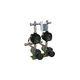surpresseur centrifuge / électronique / à eau / refroidi par eau