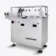 machine de rinçage de bouteilles / par air / automatique / en ligne