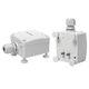 détecteur de fuites liquide / avec alarme visuelle / avec signal sonore / pour bâtiment