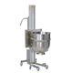 élévateur électrique / de manutention / pour l'industrie agroalimentaire / de pâte